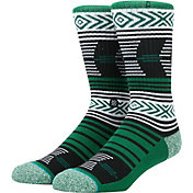 Stance Men's Michigan State Spartans Mazed Socks