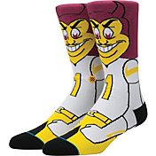 Stance Arizona State Sun Devils Mascot Socks