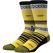 Stance Iowa Hawkeyes Mazed Socks