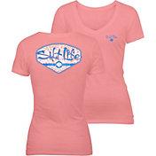 Salt Life Women's Tropescado Shell T-Shirt