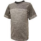 STX Boys' Seamless Performance Marled Lacrosse T-Shirt
