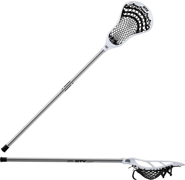 STX Boys' Stallion 50 Lacrosse Stick | 'S Sporting Goods on lacrosse stick holder decor, lacrosse personalized wall decal, lacrosse boy bedroom,