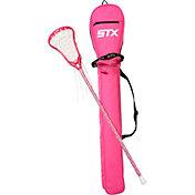 STX Girls' Crux 100 Lacrosse Starter Pack