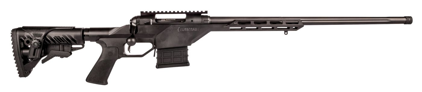 Savage Arms 10 BA Stealth Rifle