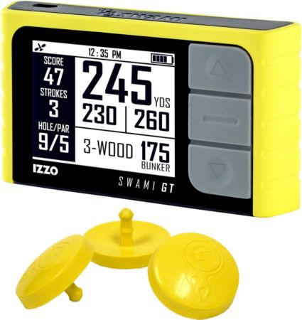 Swami GT Game Tracker And Golf GPS