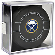 Sher-Wood Buffalo Sabres Official Game Puck