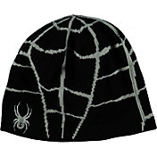 Spyder Boys' Web Beanie