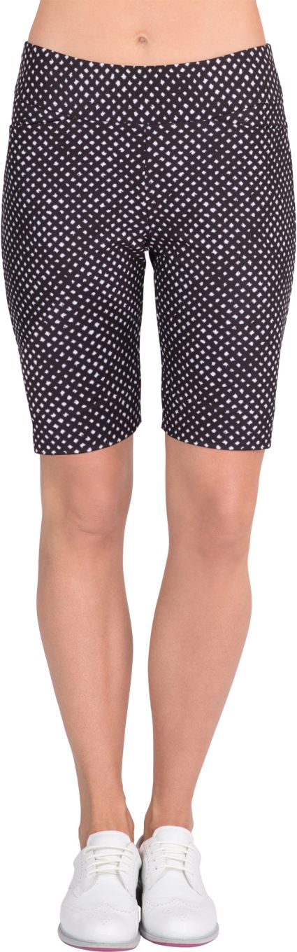Tail Women's Modern Fit Dot Print Shorts