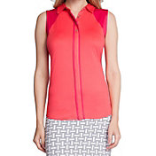 Tail Women's Reina Sleeveless Golf Polo