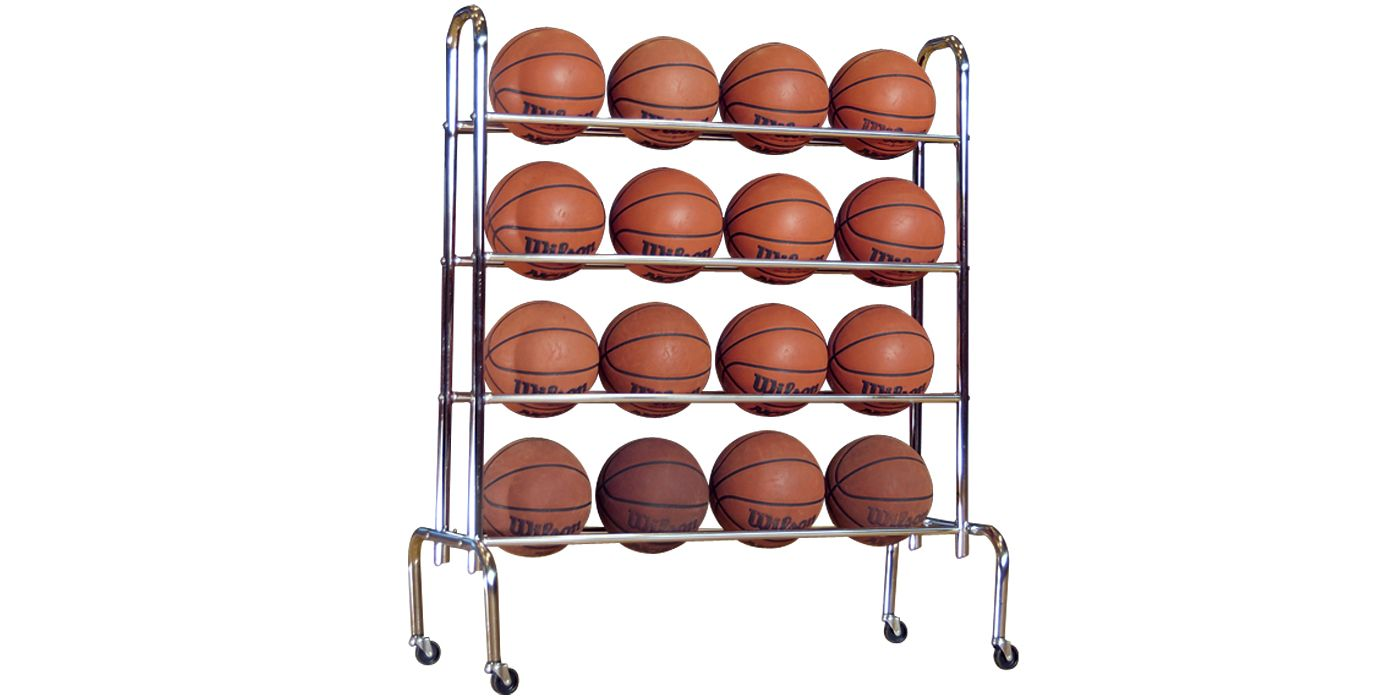 Tandem 4-Tier Ball Rack