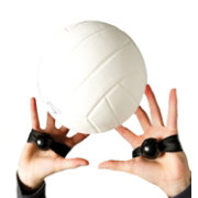 Tandem Volleyball Set Rite Training Aid