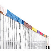 Tandem Volleyball Net Zone Training System