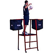 Tandem Volleyball Training Tower