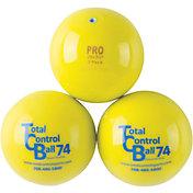 Total Control Sports TCB Pro Balls - 3 Pack