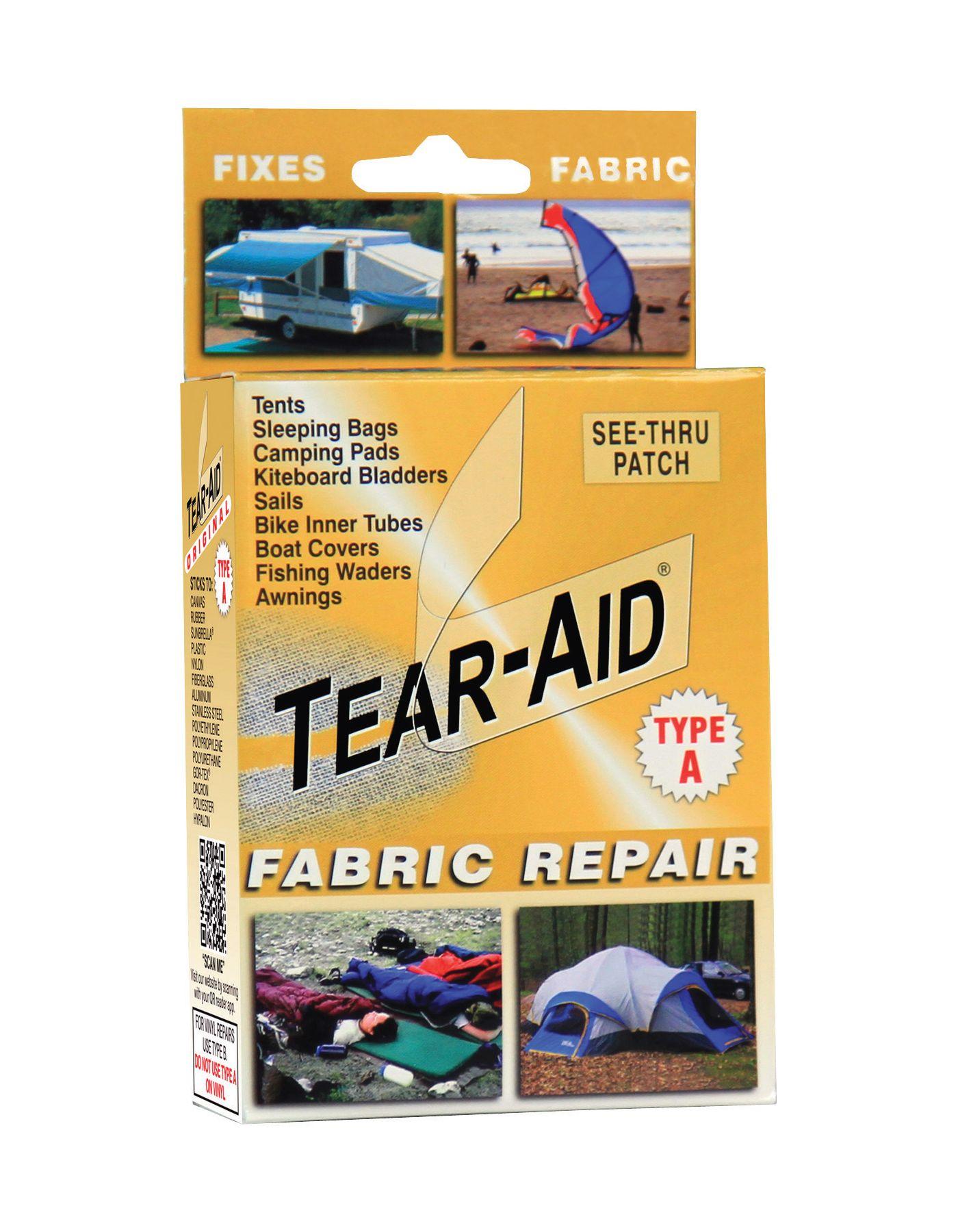 Tear-Aid Fabric Repair Patch