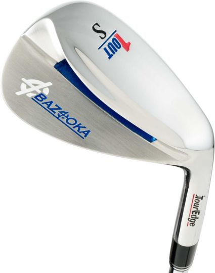 Tour Edge 1 Out Wedge - Chrome (Steel Shaft)