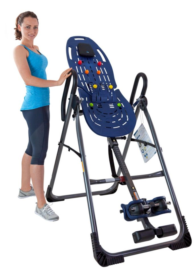 Teeter Nxt S Inversion Table With Back Pain Relief Dvd