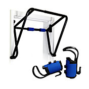 Teeter EZ Up System with Rack and Gravity Boots