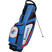 Team Effort Kansas Jayhawks GridIron II Stand Bag