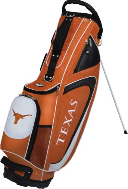 Team Effort Texas Longhorns GridIron II Stand Bag
