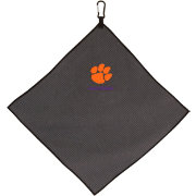 Team Effort Clemson Tigers Microfiber Golf Towel