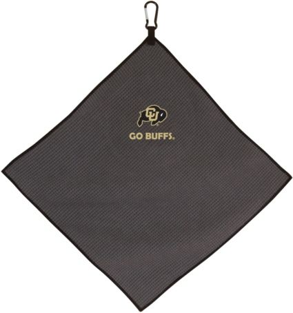 Team Effort Colorado Buffaloes Microfiber Towel