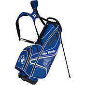Team Effort Duke Blue Devils Gridiron III Stand Bag