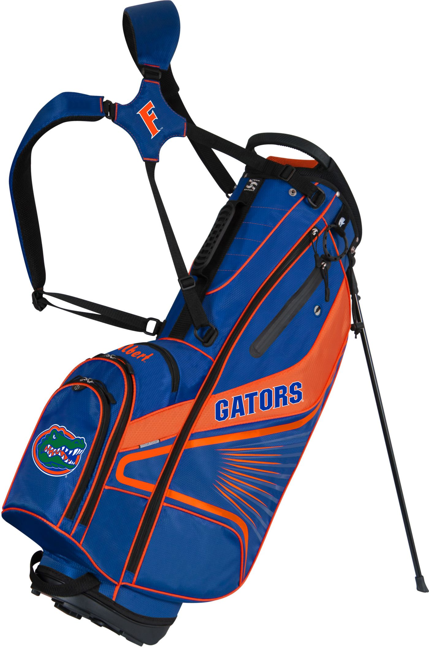 Team Effort GridIron III Florida Gators Stand Bag