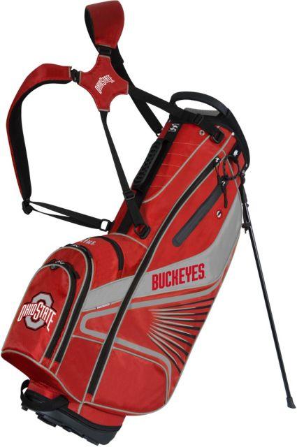 Team Effort Ohio State Buckeyes Gridiron Iii Stand Bag