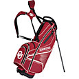 Team Effort Oklahoma Sooners Gridiron III Stand Bag