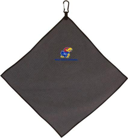 Team Effort Kansas Jayhawks Microfiber Towel