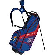 Team Effort Kansas Jayhawks Gridiron III Stand Bag