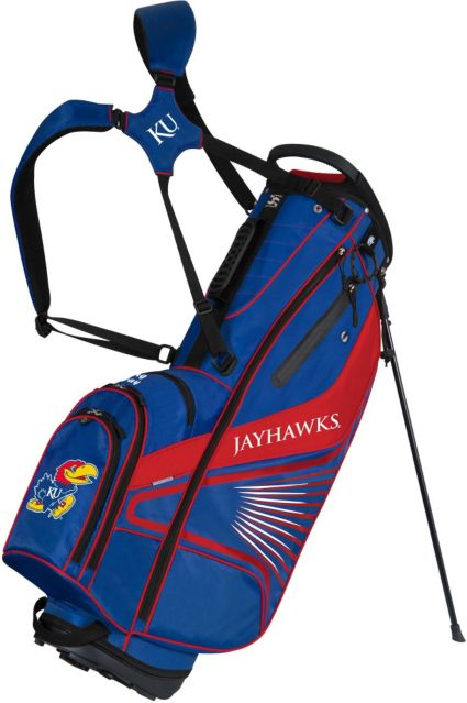 Team Effort GridIron III Kansas Jayhawks Stand Bag