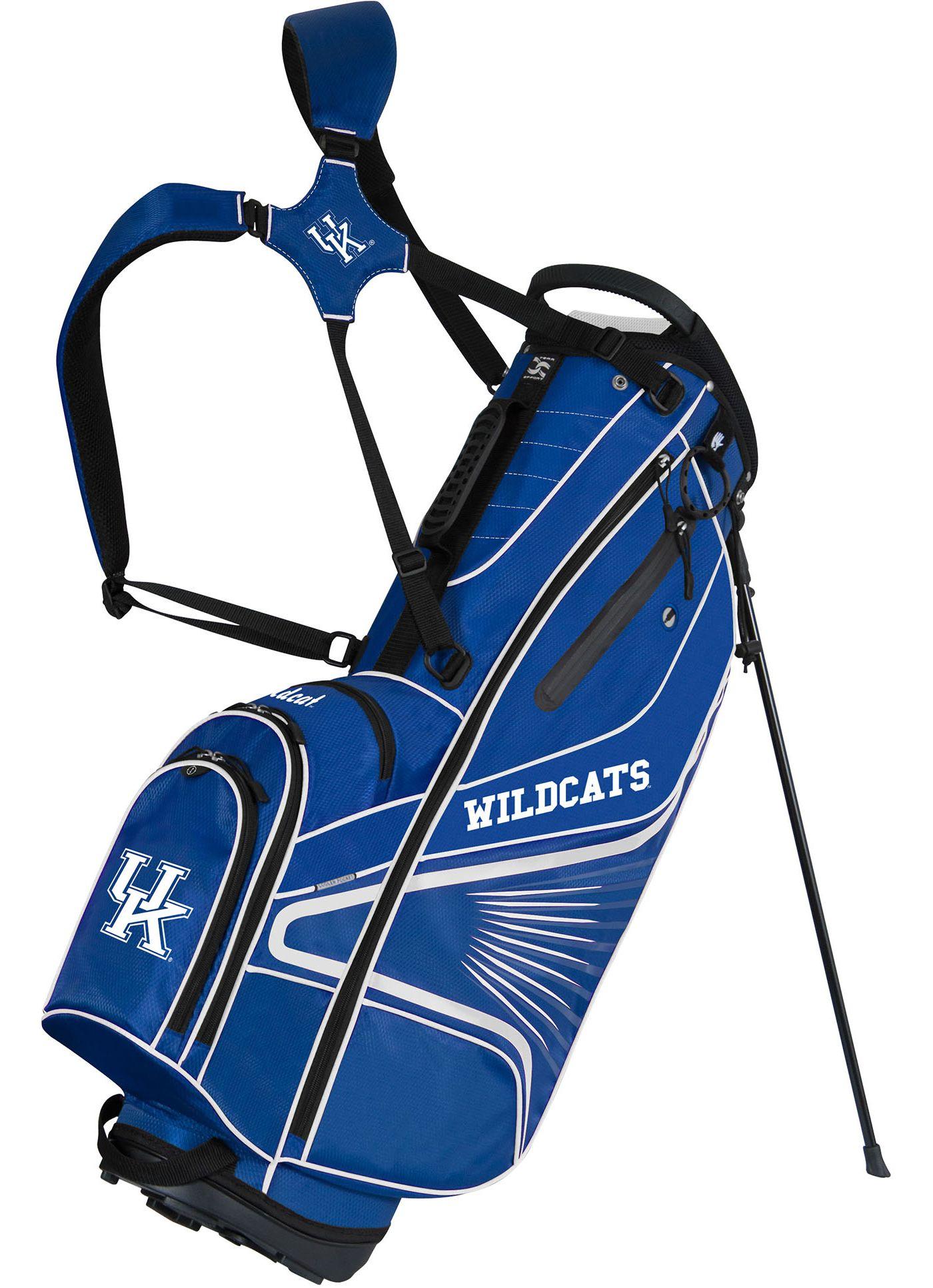 Team Effort Kentucky Wildcats Gridiron III Stand Bag