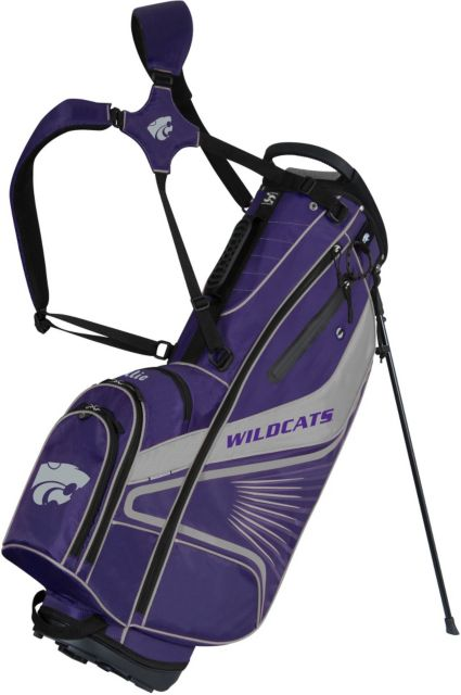 Team Effort GridIron III Kansas State Wildcats Stand Bag