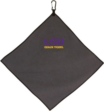 Team Effort LSU Tigers Microfiber Towel
