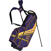 Team Effort LSU Tigers Gridiron III Stand Bag