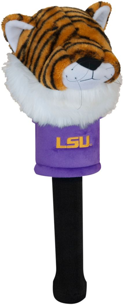 Team Effort Lsu Tigers Mascot Headcover Golf Galaxy
