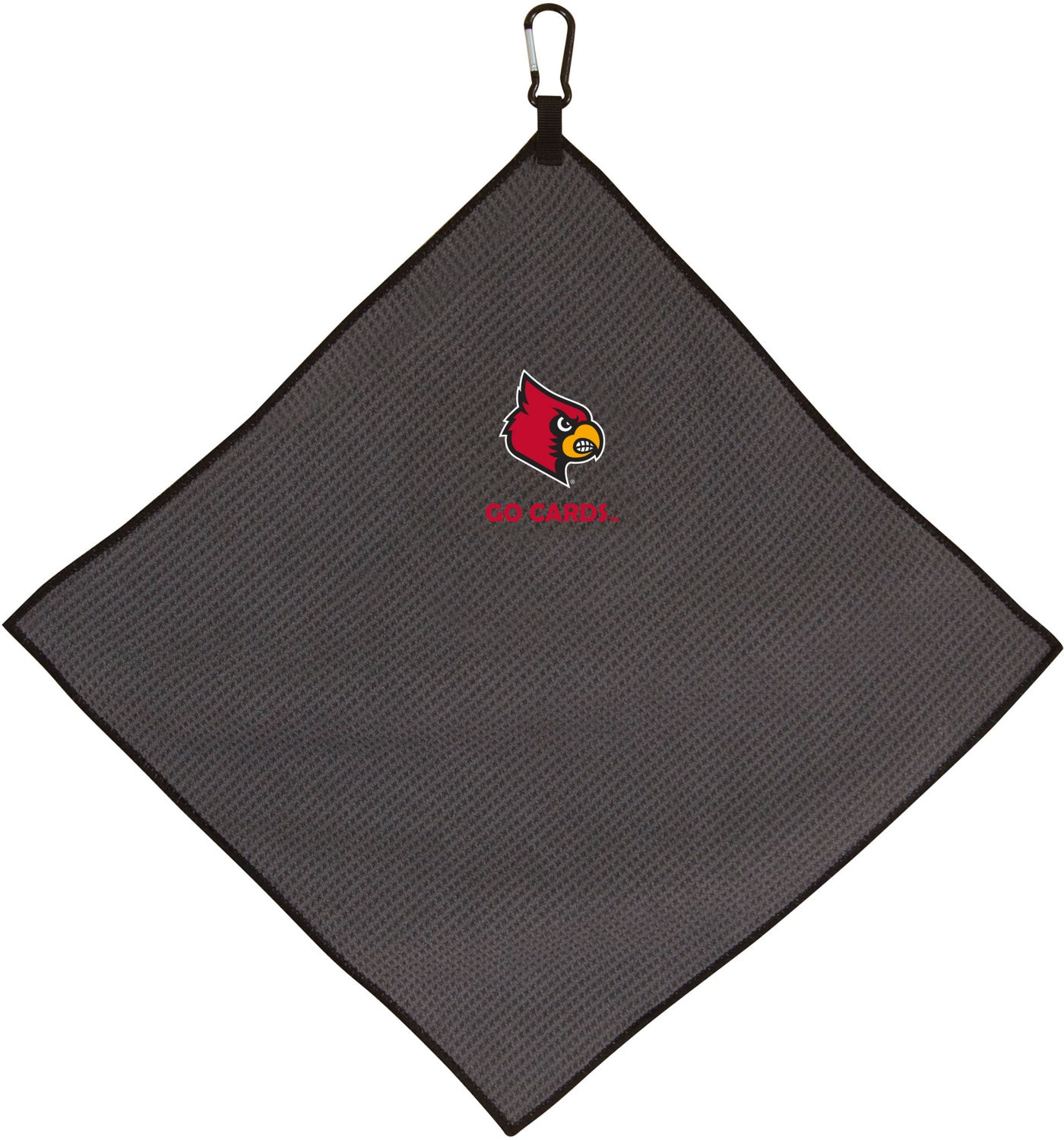 Team Effort Louisville Cardinals Microfiber Towel