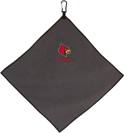 Team Effort Louisville Cardinals Microfiber Towel