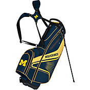 Team Effort Michigan Wolverines Gridiron III Stand Bag