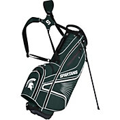 Team Effort Michigan State Spartans Gridiron III Stand Bag