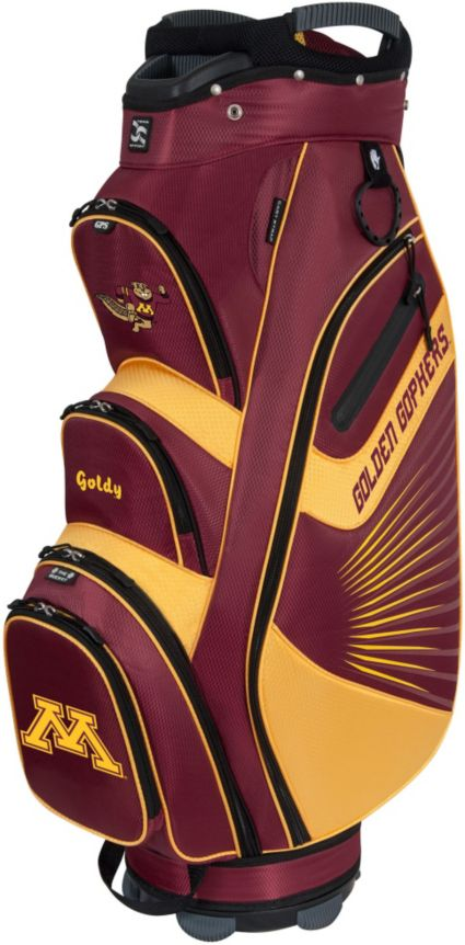 Team Effort The Bucket II Minnesota Golden Gophers Cooler Cart Bag