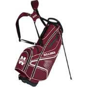 Team Effort Mississippi State Bulldogs Gridiron III Stand Bag