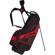 Team Effort Nebraska Cornhuskers Gridiron III Stand Bag