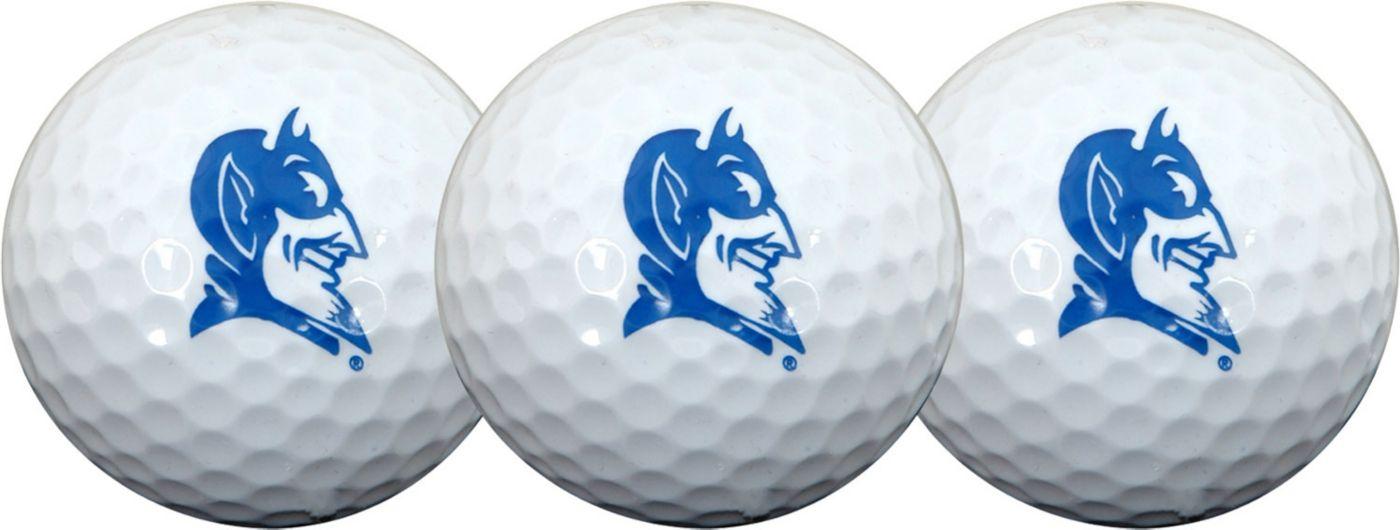 Team Effort Duke Blue Devils Golf Balls - 3-Pack