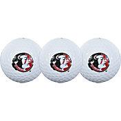 Team Effort Florida State Seminoles Golf Balls - 3-Pack