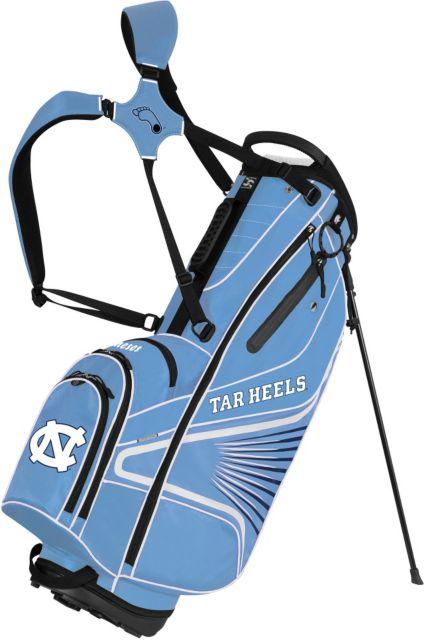 Team Effort GridIron III North Carolina Tar Heels Stand Bag