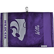 Team Effort Kansas State Wildcats Jacquard Golf Towel