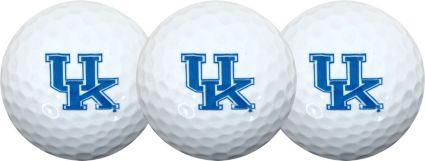 Team Effort Indiana Hoosiers Golf Balls - 3-Pack